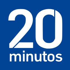 20 minutos logo SENTOV